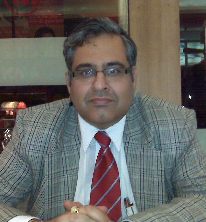 Stress expert Shiv Dhawan Ph.D, the author of the free eBook