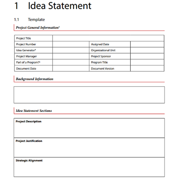 numbers project management template - useful project management templates for managers