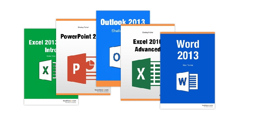MS Office 2016 Guide eBooks