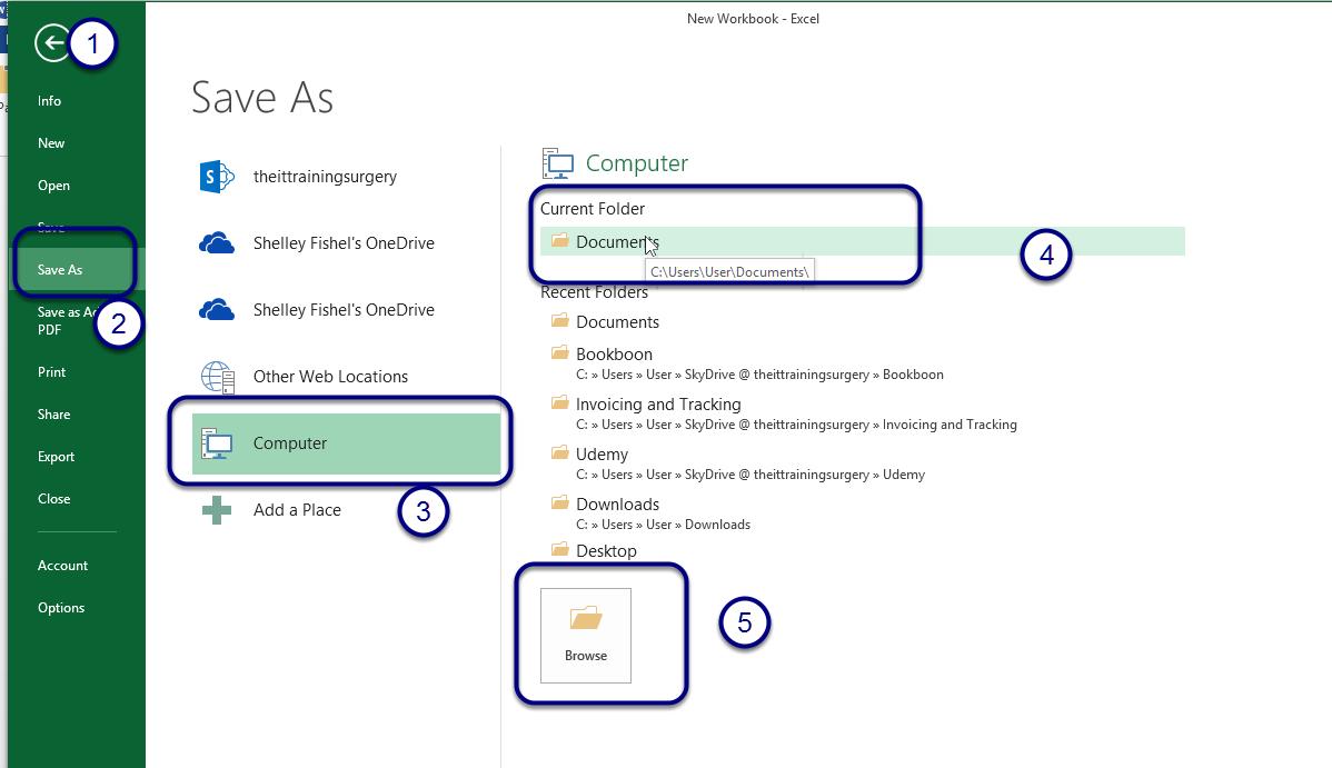 Workbooks microsoft excel workbooks : How to add value to workbooks in Excel   Bookboon Blog