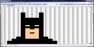 excel-batman