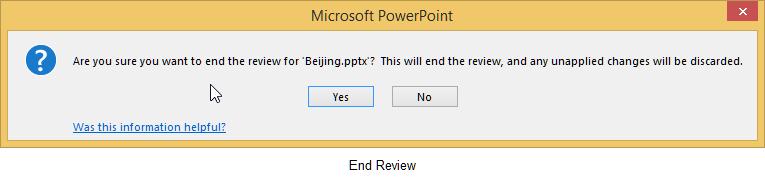 redline powerpoint