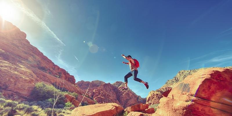 Die eigenen Stärken nutzen und erfolgreich Ziele erreichn.