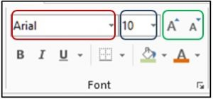 how to change default cell format in excel 2016