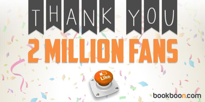 2,000,000 global Facebook fans!
