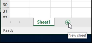 Excel 2016: Using Worksheets and Workbooks | Bookboon Blog