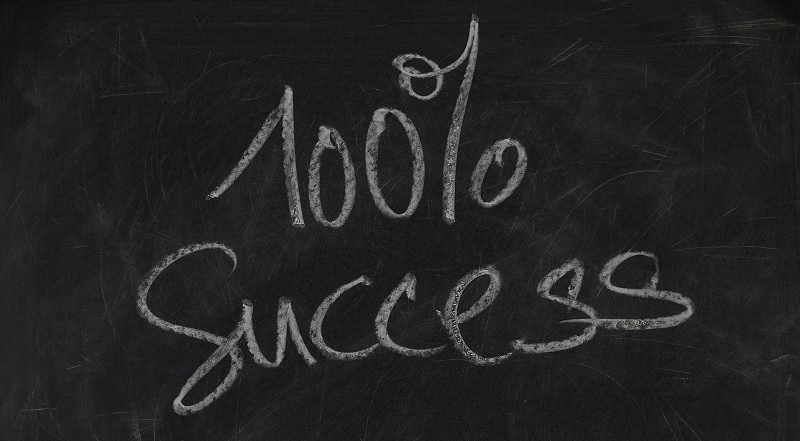 What is it that successful people do?