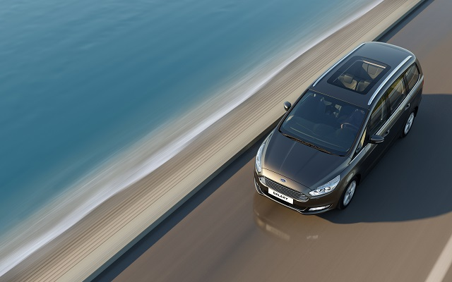 Neuigkeiten aus Österreich zum neuen Ford Galaxy!