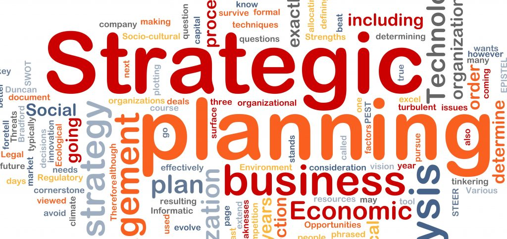 What are the key factors that constitute a good business strategy? Is strategic planning really the way forward? Find out in this article!