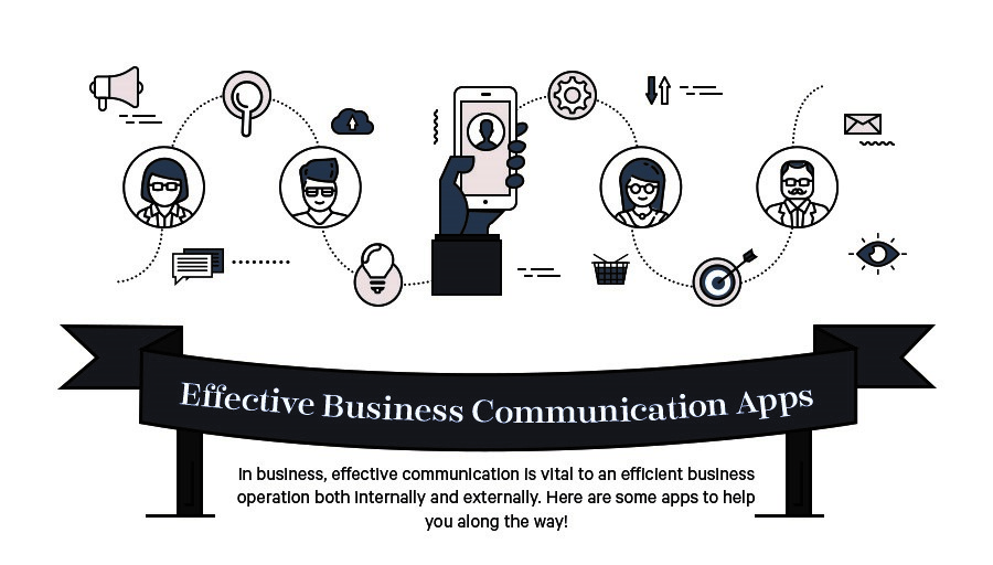 Effective Business Communication: Apps to help you ...