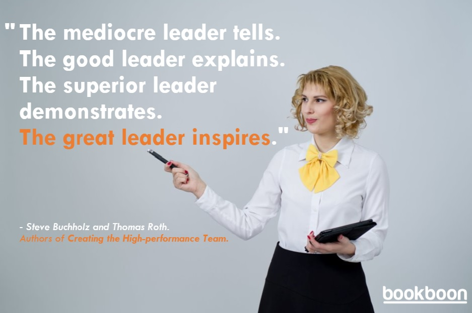 Famous Leadership Quotes | Leadership Skills 6 Powerful Quotes From Famous Leaders Bookboon Blog