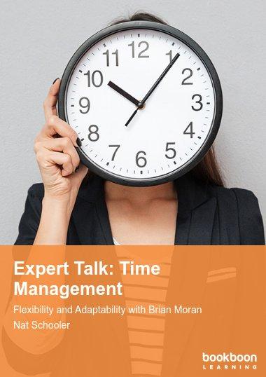 Expert Talk: Time Management