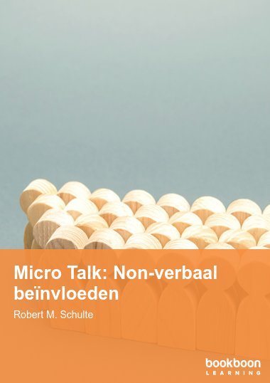Micro Talk: Non-verbaal beïnvloeden
