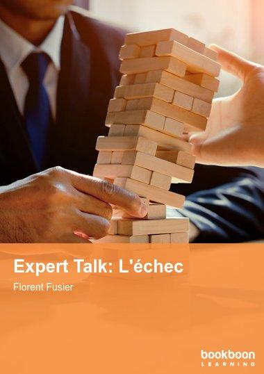 Expert Talk: L'échec