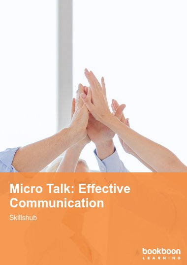 Micro Talk: Effective Communication