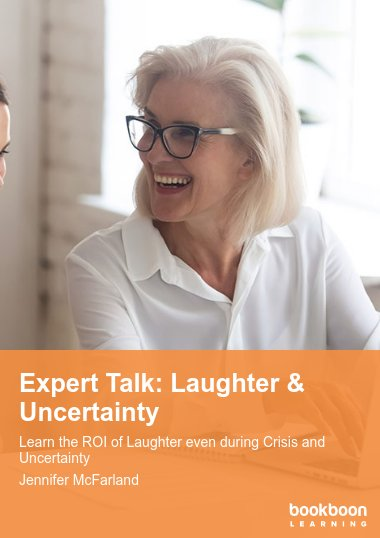 Expert Talk: Laughter & Uncertainty