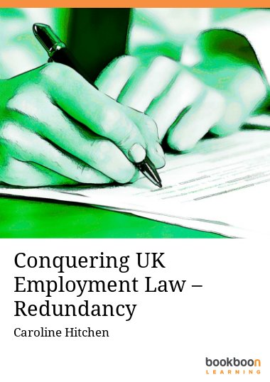 Conquering UK Employment Law – Redundancy