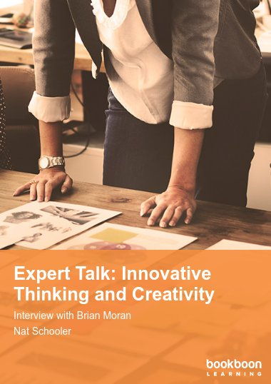 Expert Talk: Innovative Thinking and Creativity