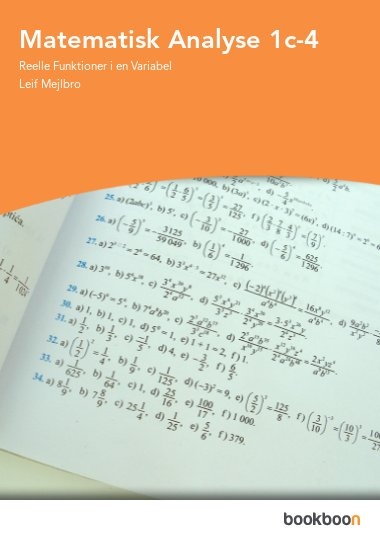 Matematisk Analyse 1c-4