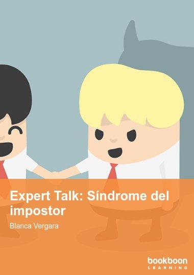 Expert Talk: Síndrome del impostor