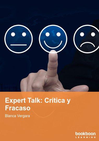 Expert Talk: Crítica y Fracaso