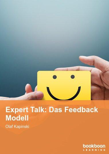 Expert Talk: Das Feedback Modell