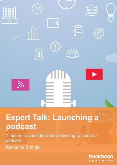 Expert Talk: Launching a podcast