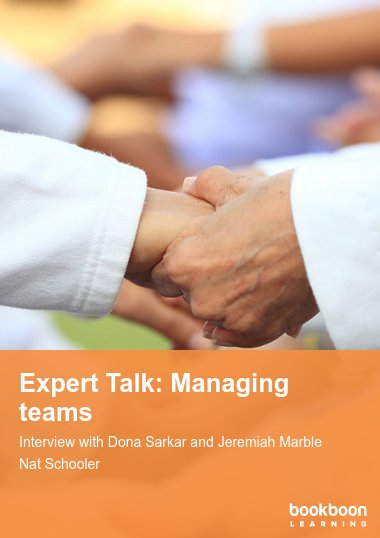 Expert Talk: Managing teams