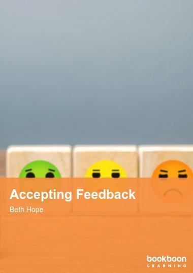Accepting Feedback