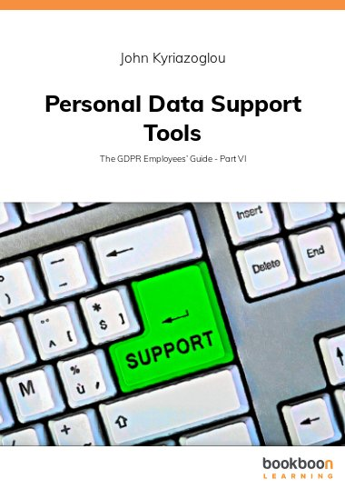 Personal Data Support Tools