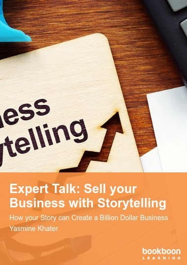 Expert Talk: Sell your Business with Storytelling