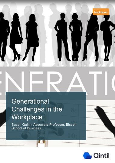 Generational challenges in the workplace