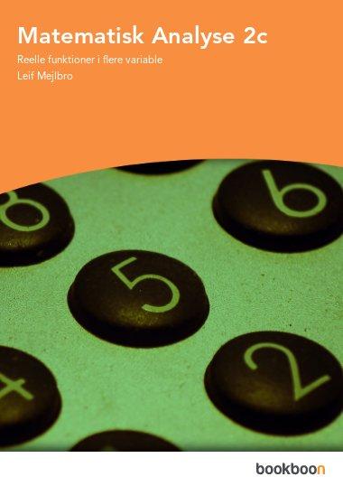 Matematisk Analyse 2c