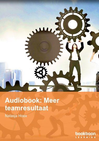 Audiobook: Meer teamresultaat