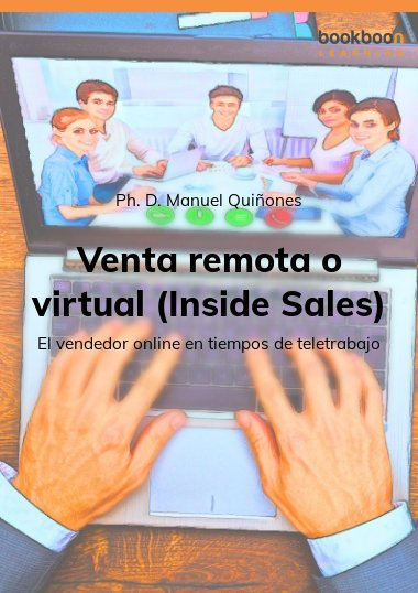 Venta remota o virtual (Inside Sales)