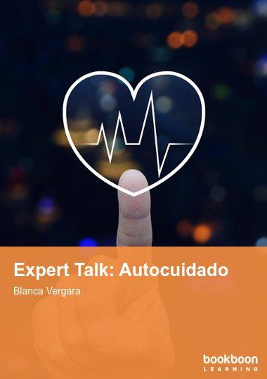 Expert Talk: Autocuidado