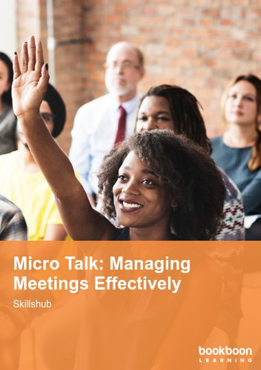 Micro Talk: Managing Meetings Effectively