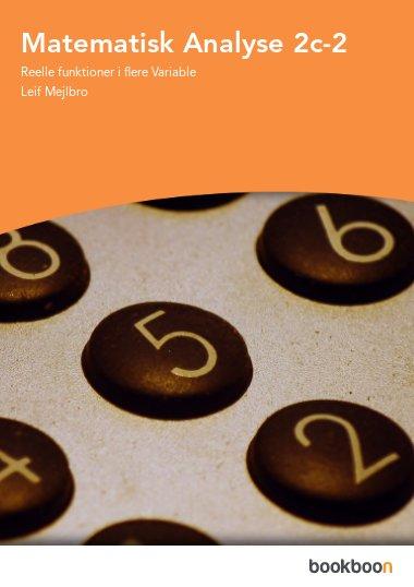 Matematisk Analyse 2c-2