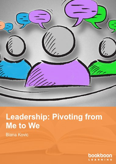 Leadership: Pivoting from Me to We