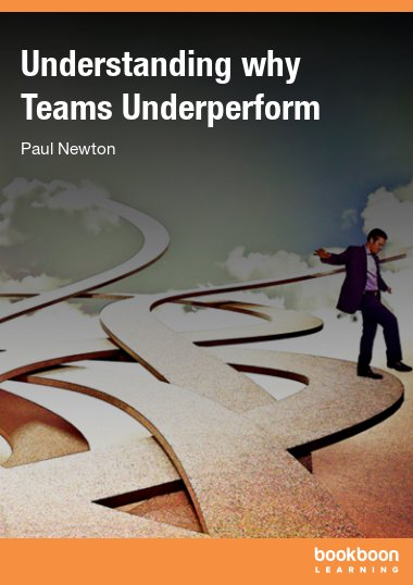Understanding why Teams Underperform