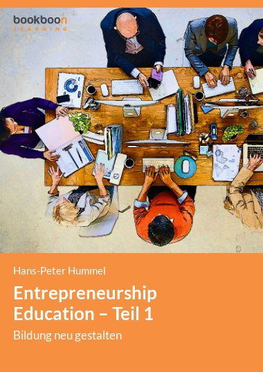 Entrepreneurship Education – Teil 1