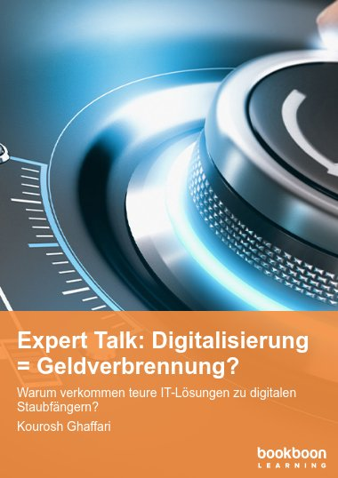 Expert Talk: Digitalisierung = Geldverbrennung?