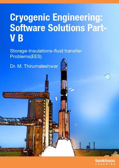 Cryogenic Engineering: Software Solutions Part-V B