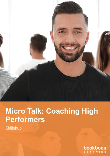 Micro Talk: Coaching High Performers