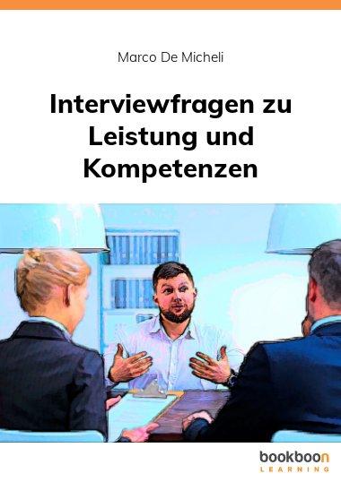 Interviewfragen zu Leistung und Kompetenzen