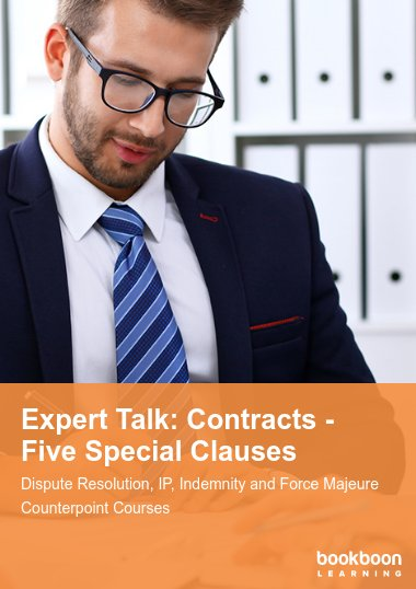 Expert Talk: Contracts - Five Special Clauses