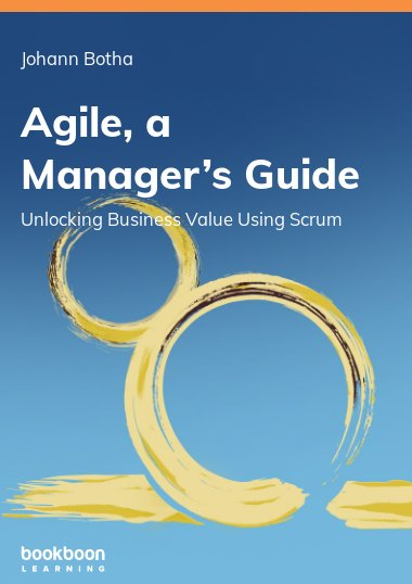 Agile, a Manager's Guide