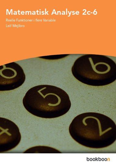Matematisk Analyse 2c-6