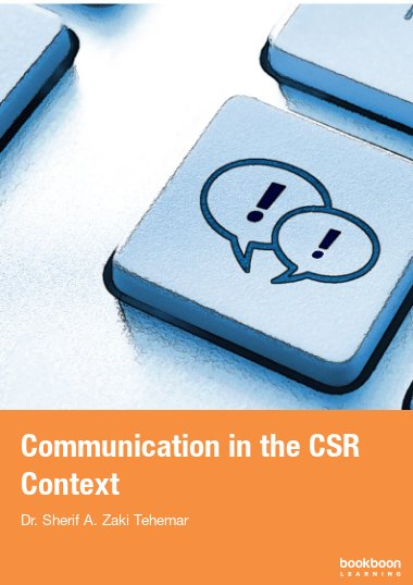 Communication in the CSR Context