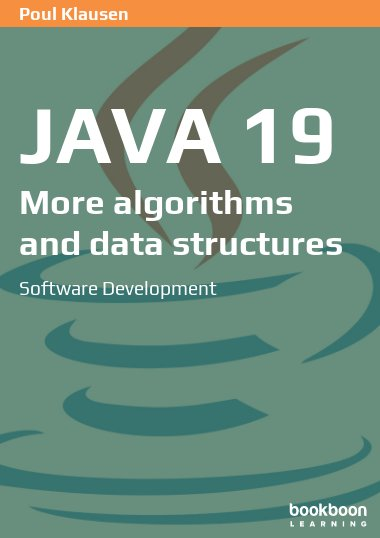Java 19: More algorithms and data structures
